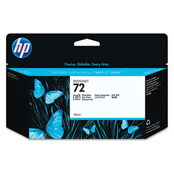 HP 72 Photo Black Ink Cartridge 130ml (HEWC9370A)