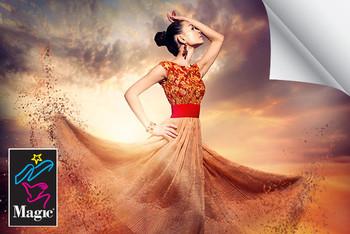PHOTOART230 - 60x100' Roll - 230 gsm Premium Paper (Matte)