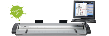 """Contex IQ Quattro 36"""" MFP Bundle Scanner"""