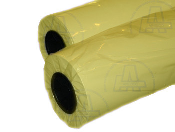 30x500 20lb Tinted YELLOW Bond Carton - (2 rolls per box)