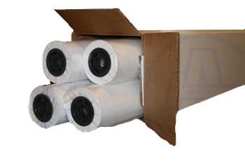 36x150 20lb HI BRITE Bond Carton (4per box)