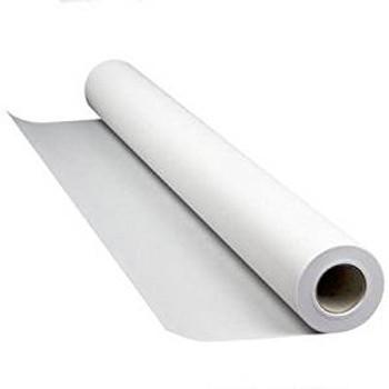 752 - 36x75' 38lb Coated Paper Roll w/ Perm Adh (Matte)