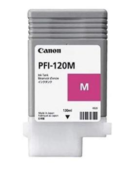 Canon PFI 120MBK - Magenta Pigment Ink Tank 130ml