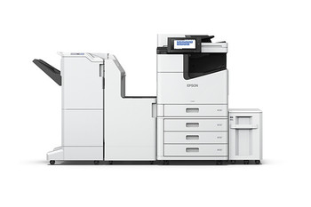 Epson WorkForce Enterprise WF-C20590 MFP - Bridge Finisher with Hi capacity paper bin
