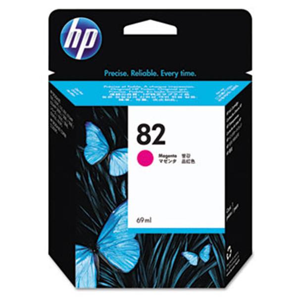 HP 82 Magenta Ink Cartridge 69ml (HEWC4912A)
