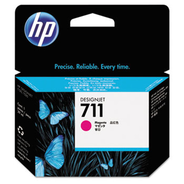 HP 711 Magenta Ink Cartridge 29ml