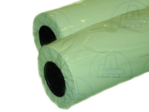 24x500 20lb Tinted GREEN Bond Carton - (2 rolls per box)