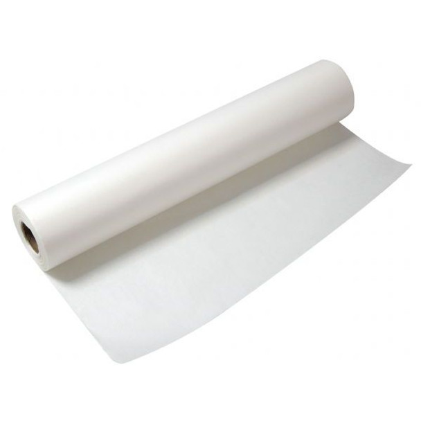 "Alvin® Lightweight White Tracing Paper Roll 12"" x 50yd (ALV-55W-G)"