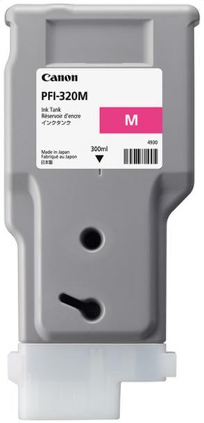 Canon PFI 320M - Magenta Pigment Ink Tank 300ml (CIPFI320M)