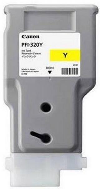 Canon PFI 320Y - Yellow Pigment Ink Tank 300ml (CIPFI320Y