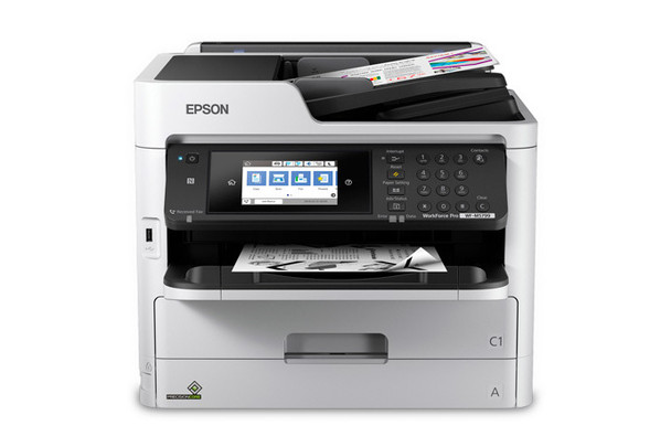 Epson WorkForce Pro WF-M5799 Monochrome MFP Supertank Printer