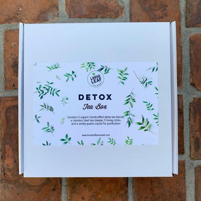 Detox Tea Box