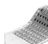 Mofet Faux Silver Studded Atara