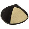 Black & Gold Velvet Kippah