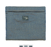 Blue Linen Tallit Bag
