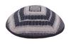 Handwoven Shades of Gray Emanuel Tallit