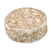 Gold Hand-Embroidered Oriental Hat