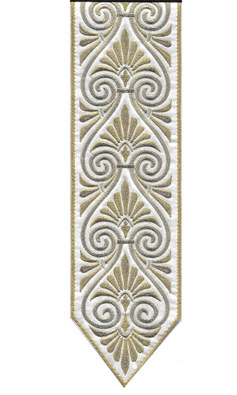 Two-Tone Swirl Pattern Atara