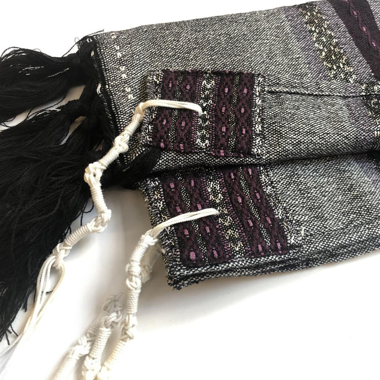 Gabrieli Premium - Gray with Purple & Silver