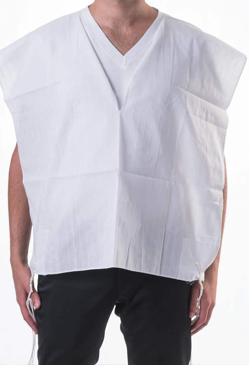 Traditional Tallit Katan