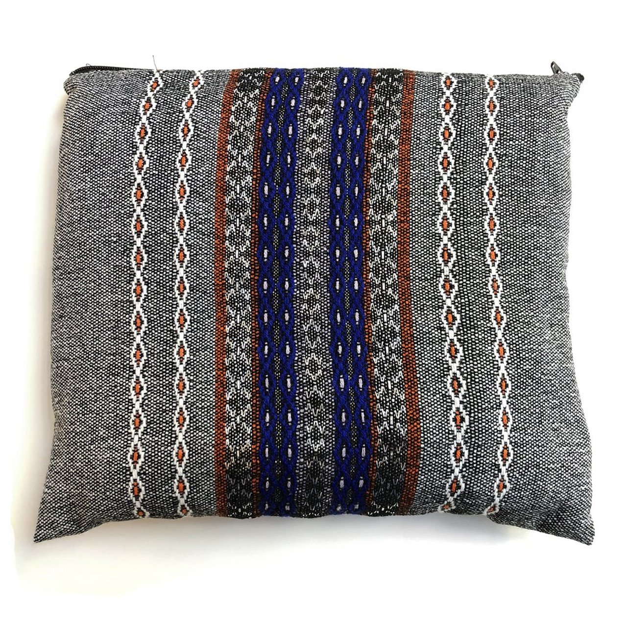 Gabrieli Premium - Gray with Blue & Orange