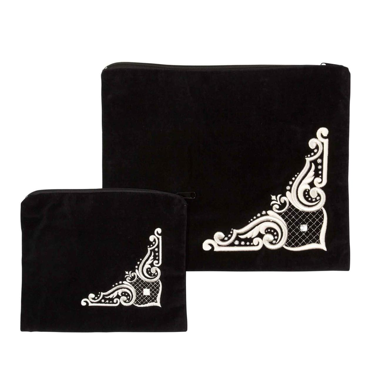 Velvet Nesher Tallit Bag