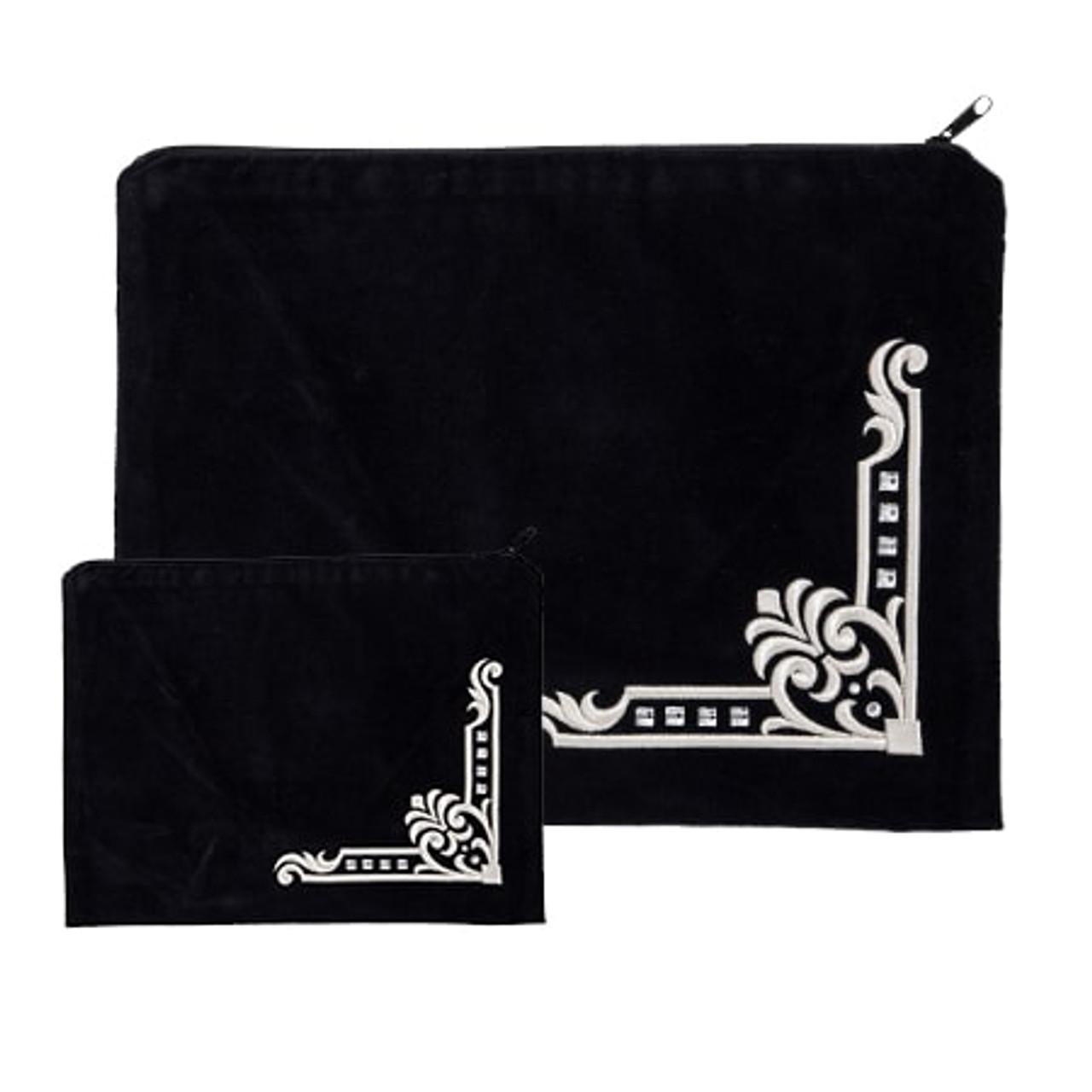 Velvet Argaman Tallit Bag