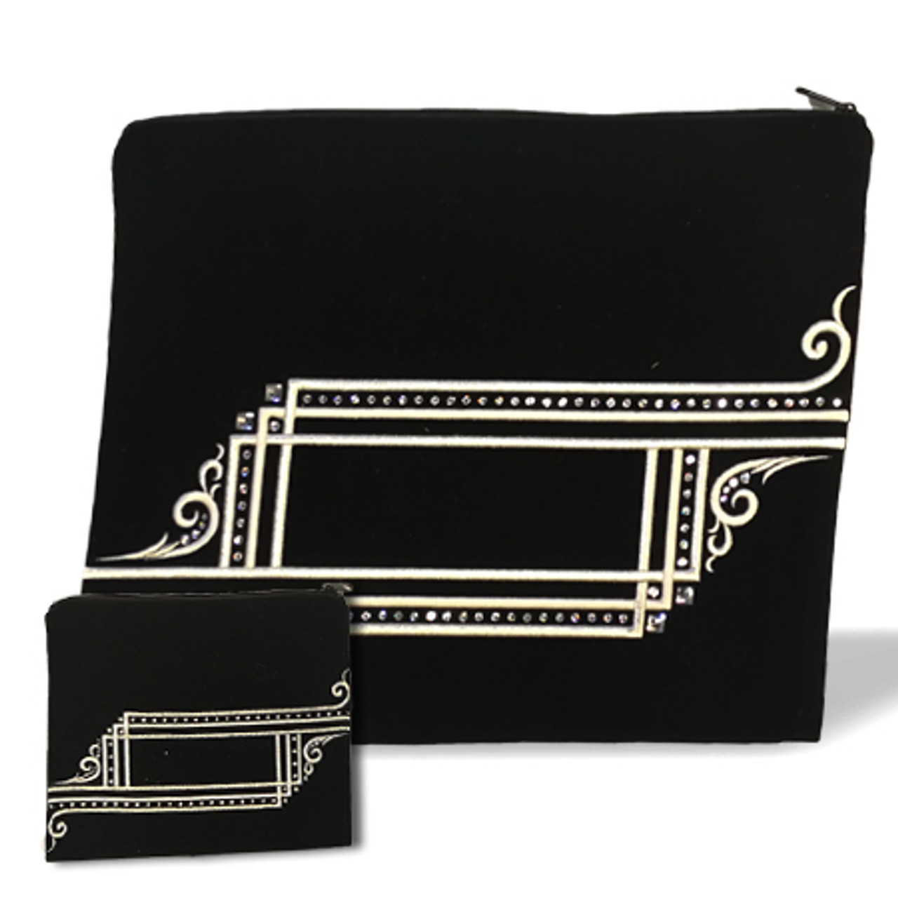 Contemporary 70 Velvet Tallit Bag