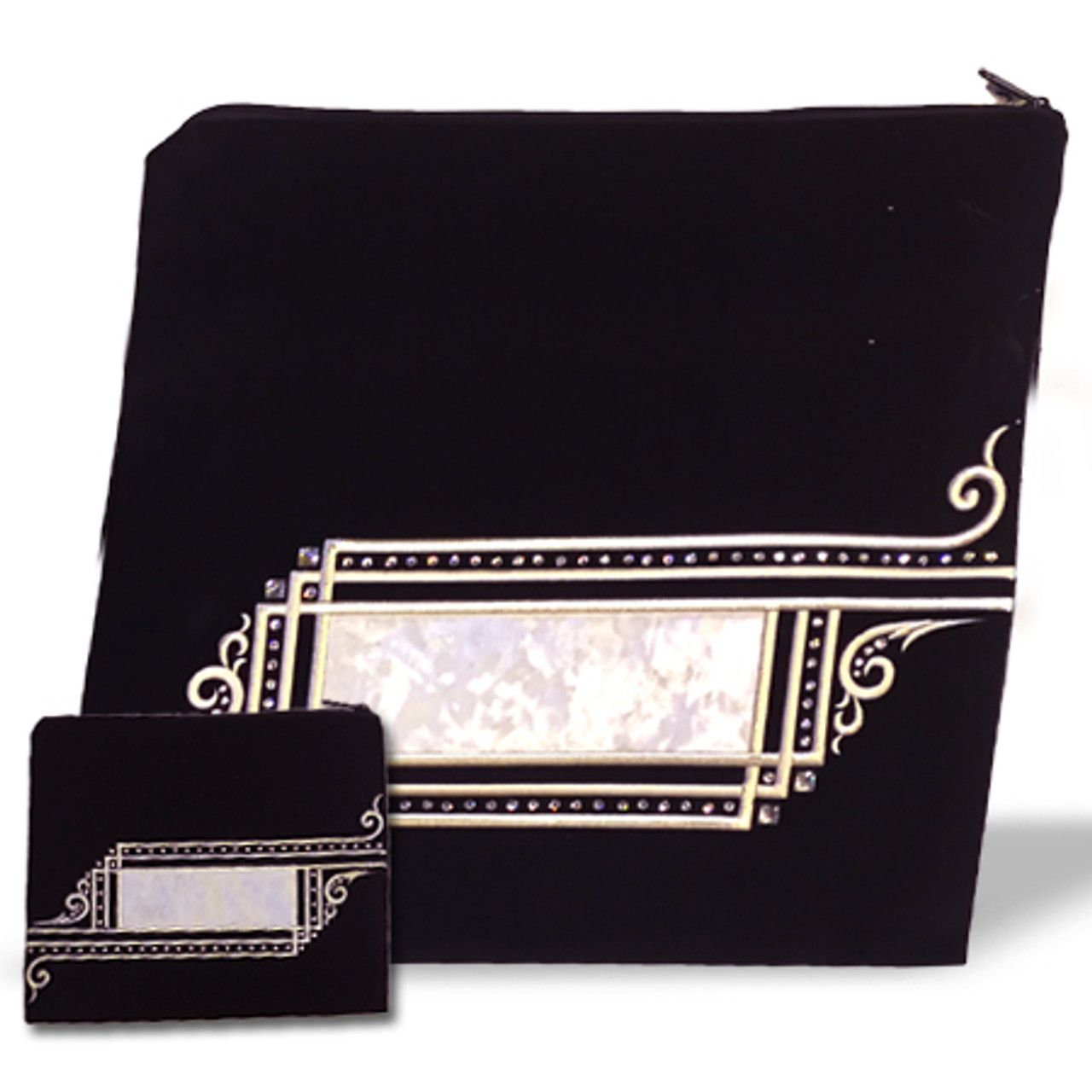 Contemporary 71 Velvet Tallit Bag