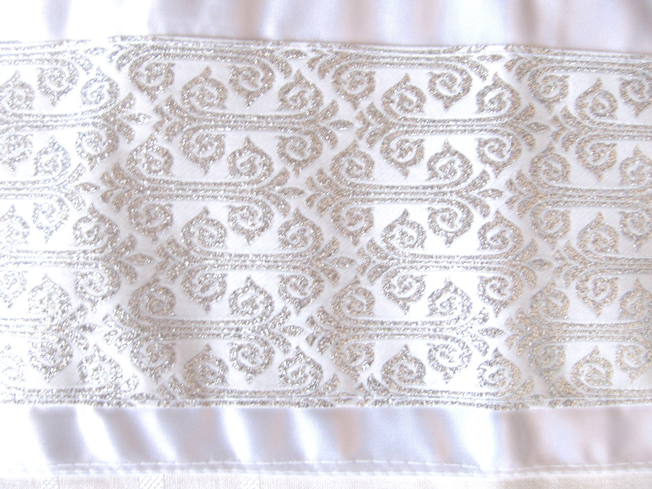 Ornate Silver Atara