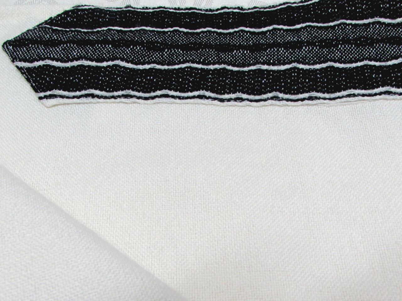 Gabrieli Classic Black on White