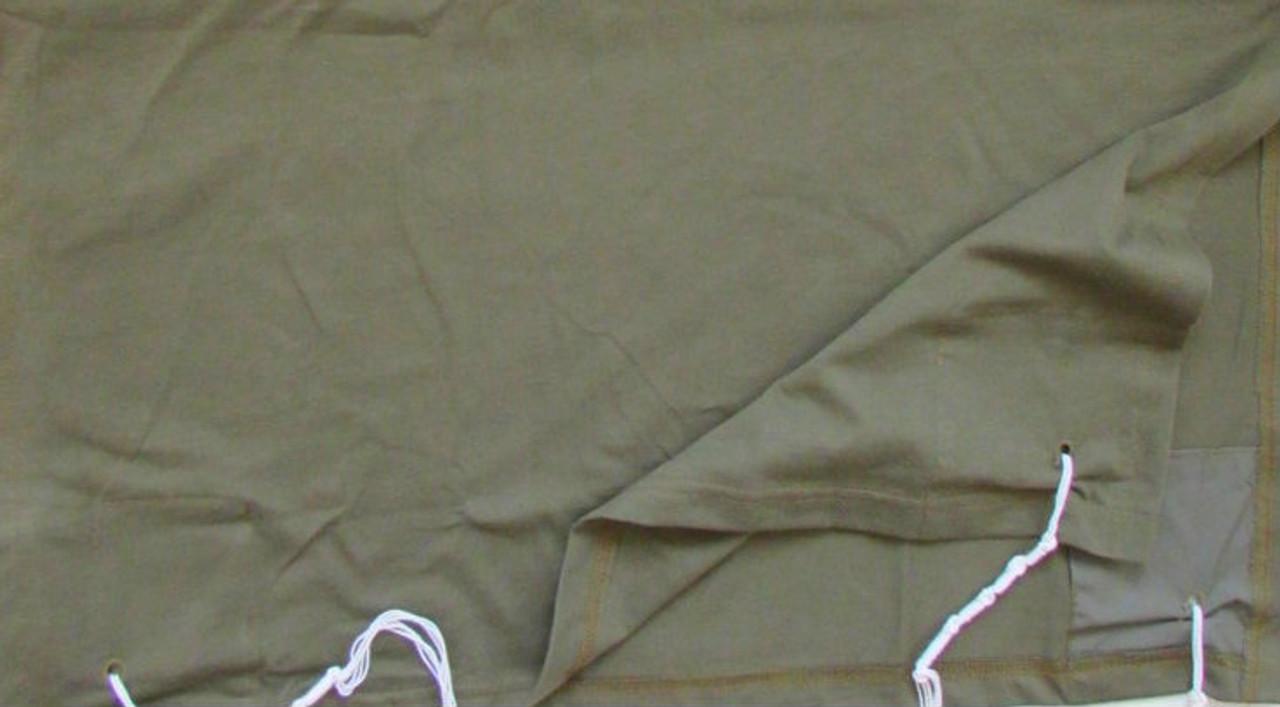 Olive Drab DryFit Tzitzit T-Shirt