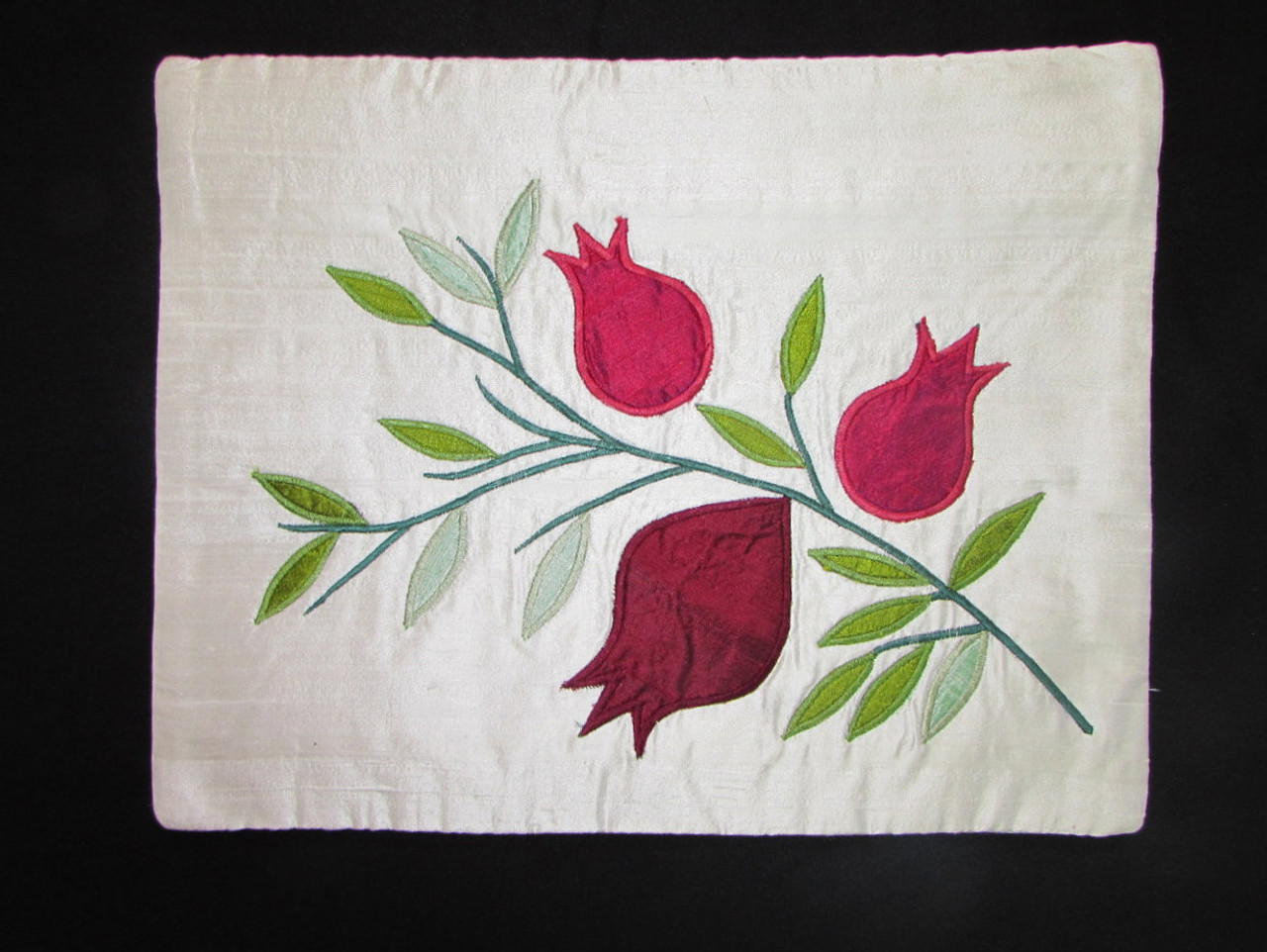 Pomegranate Branch Tallit Bag