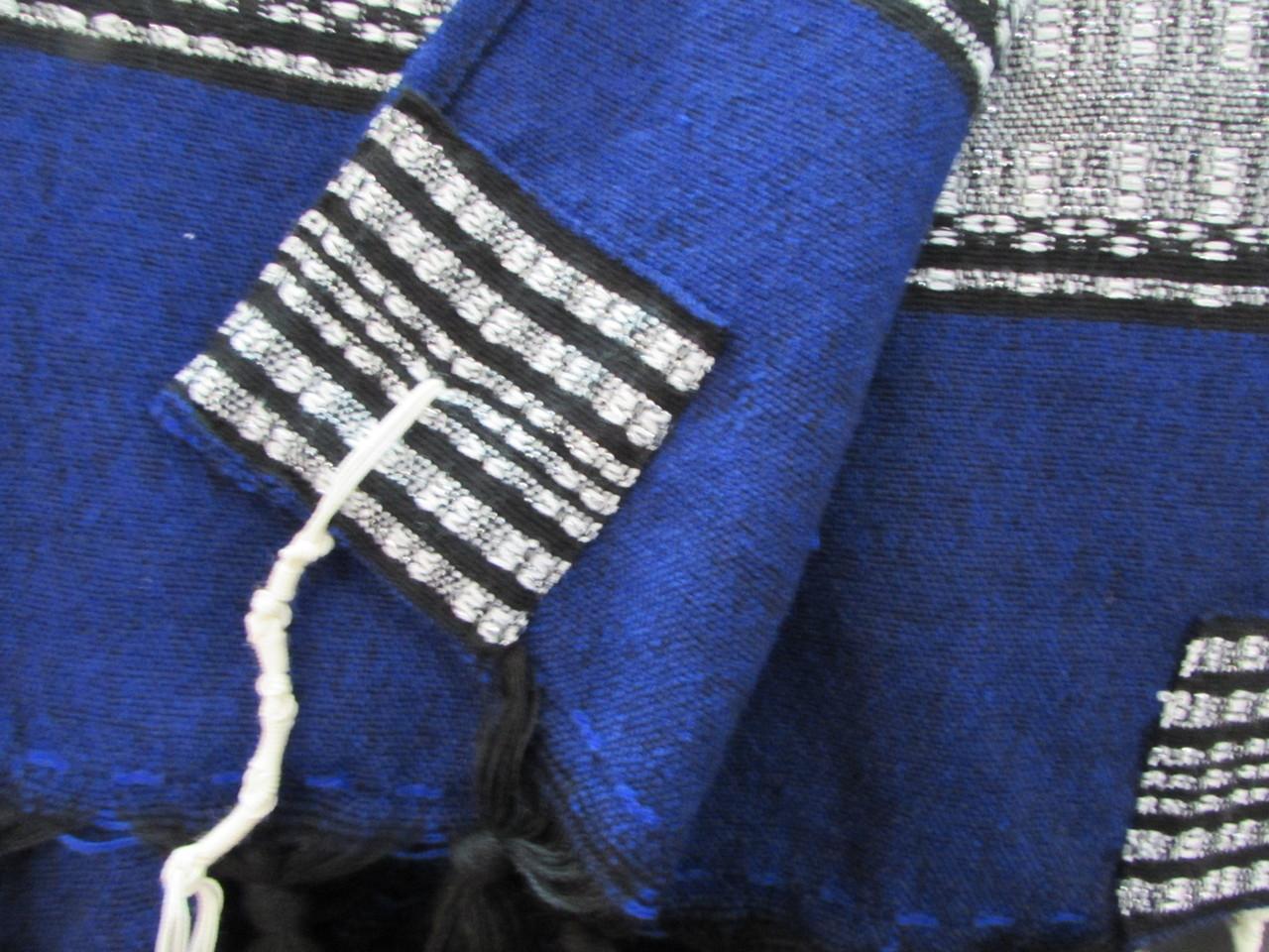Gabrieli Royal Blue with Black