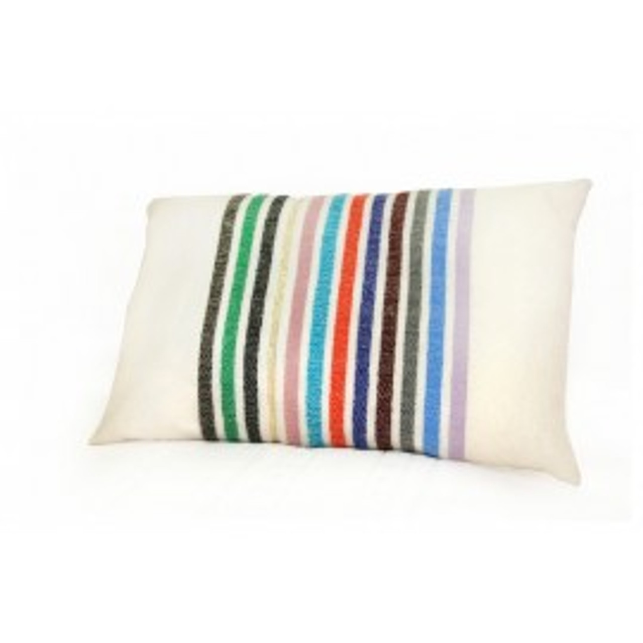 Twelve Stripes Rainbow Tallit