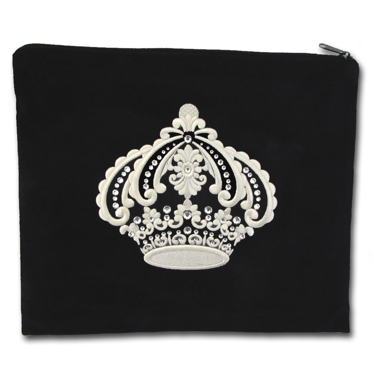 "Velvet ""Royalty"" Tallit Bag"
