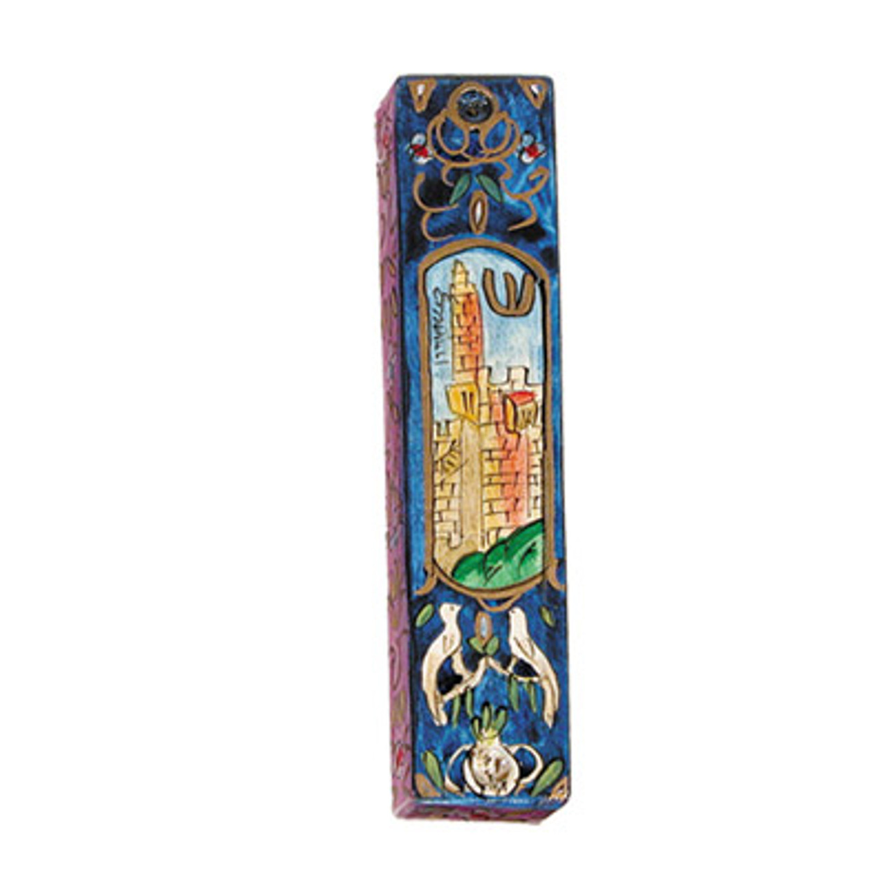 Tower of David Mezuzah