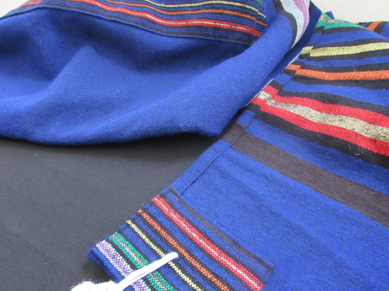 Blue Joseph's Coat Tallit