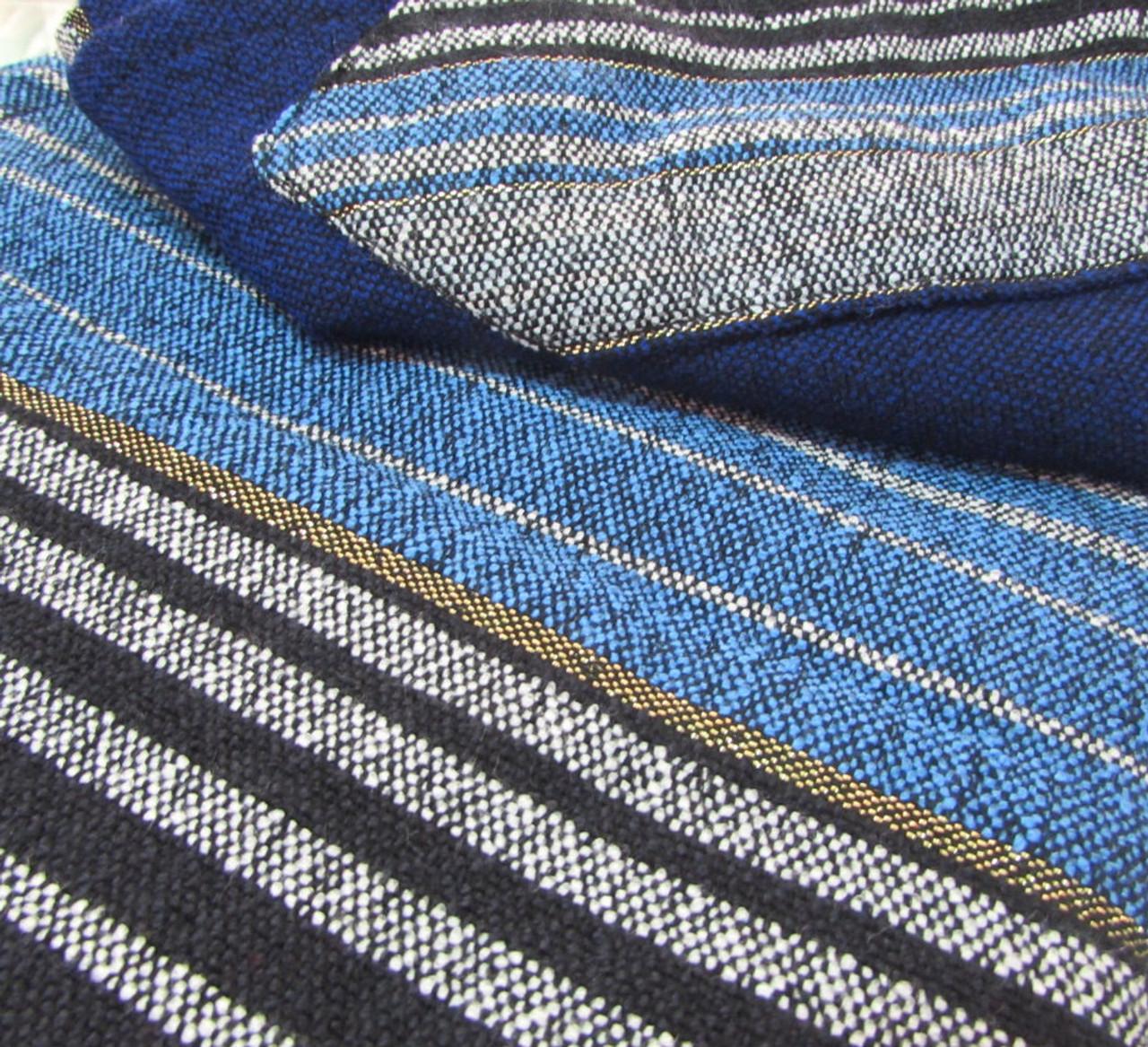 Gabrieli Gray, Blue & Black