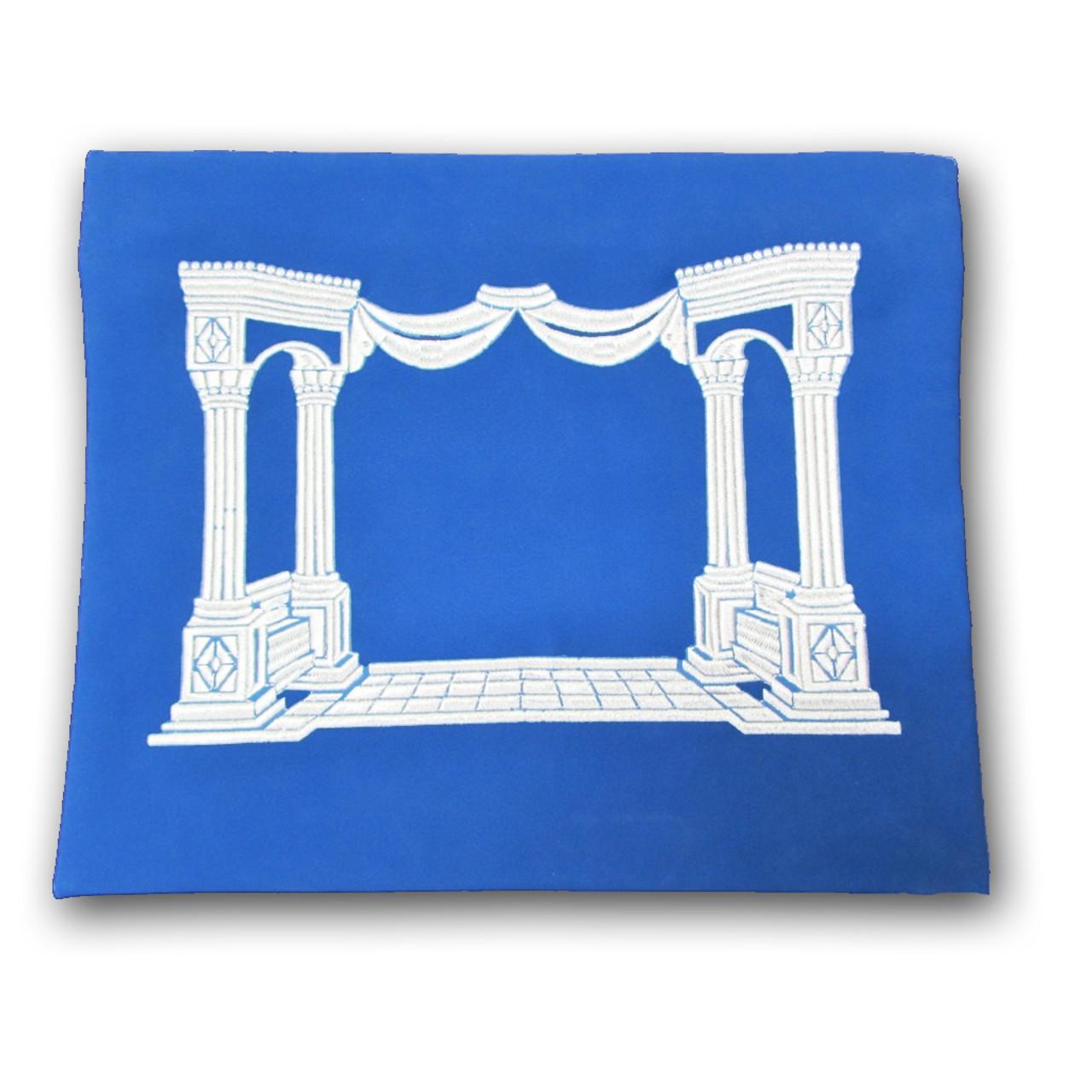 Blue Vilna Gate Tallit Bag