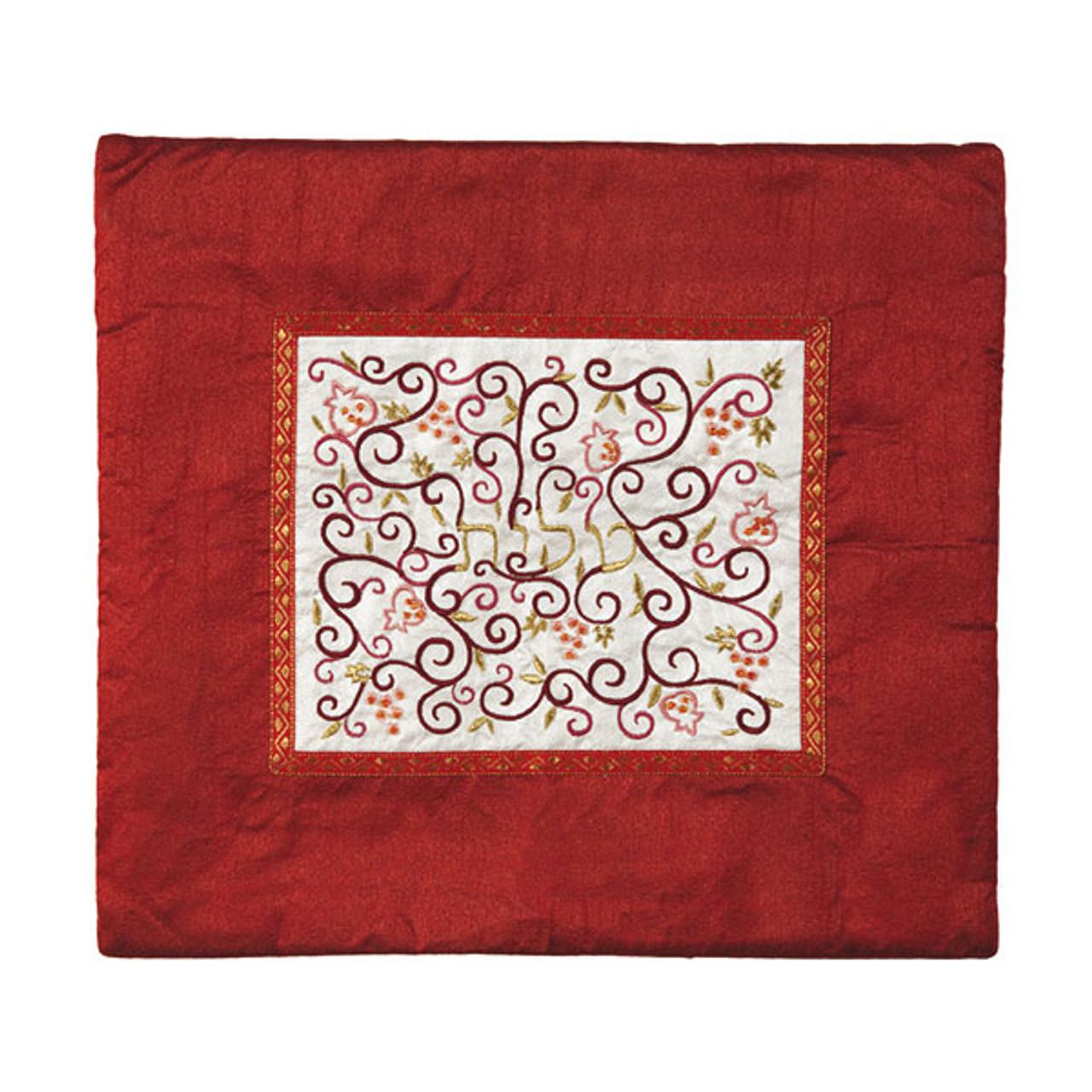 Persian Red Tallit Bag