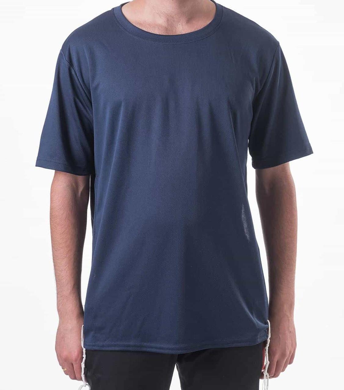 Blue DryFit Tallit Katan