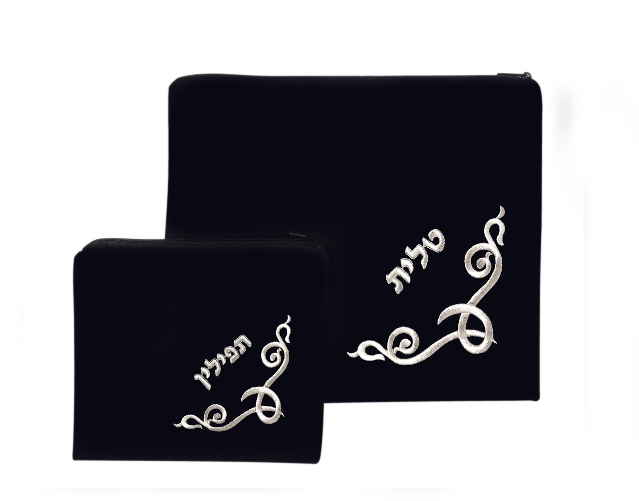 Classic Velvet Tallit Bag Design 18