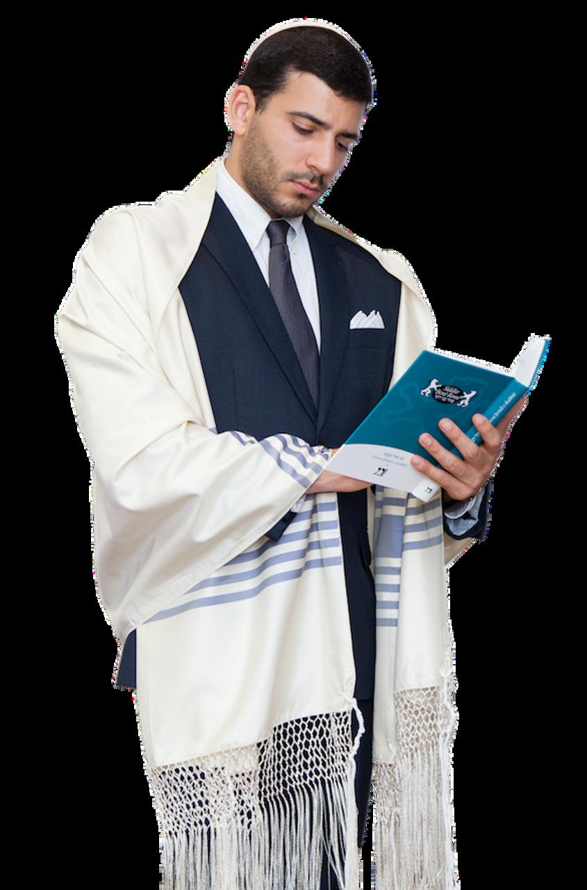 S&P Sephardic Silk Tallet