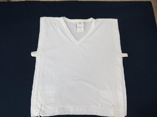 Cotton Comfort V-Neck Tallit Katan