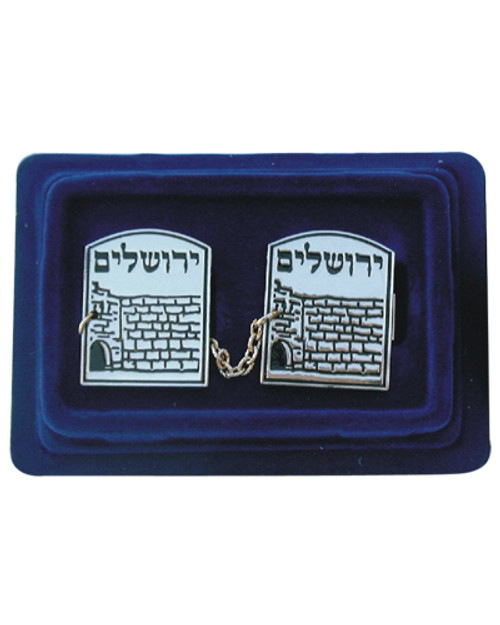 Western Wall Tallit Clips