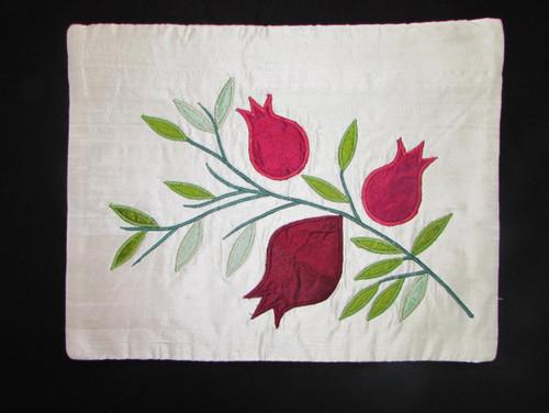 Pomegranate Branch Tallit Bag