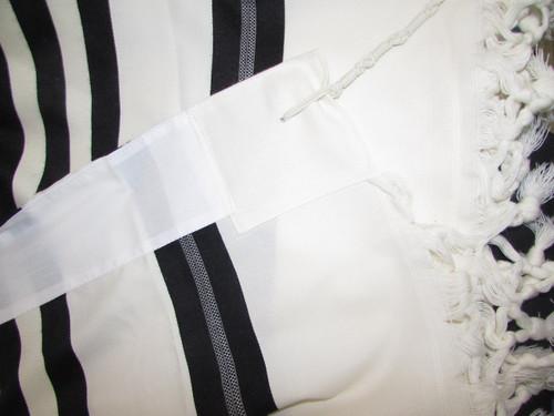 Tallit Sidebands