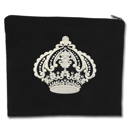 Velvet Royalty Tallit Bag