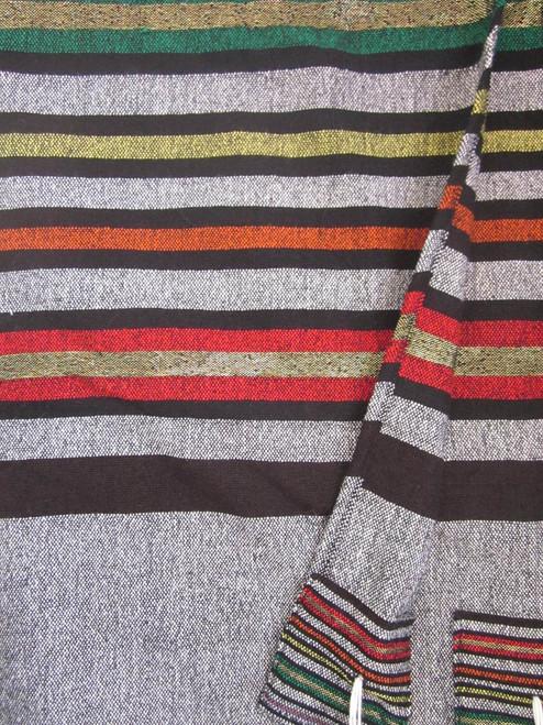 Gray Joseph's Coat Tallit